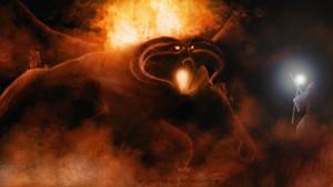 The demon of Khazad-Dum