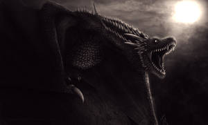 Dragon #9 : Drogon from Game of Thrones