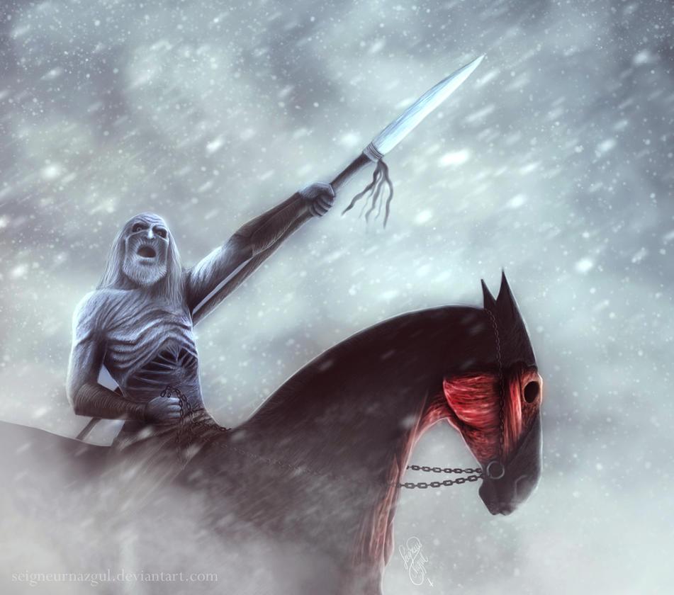 White Walker by SeigneurNazgul