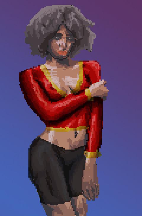 Nyota Uhura by farbwerk