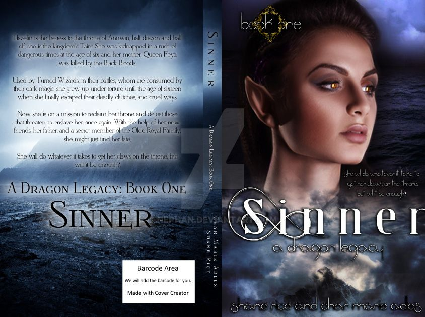 BookCoverPreview by Nephan