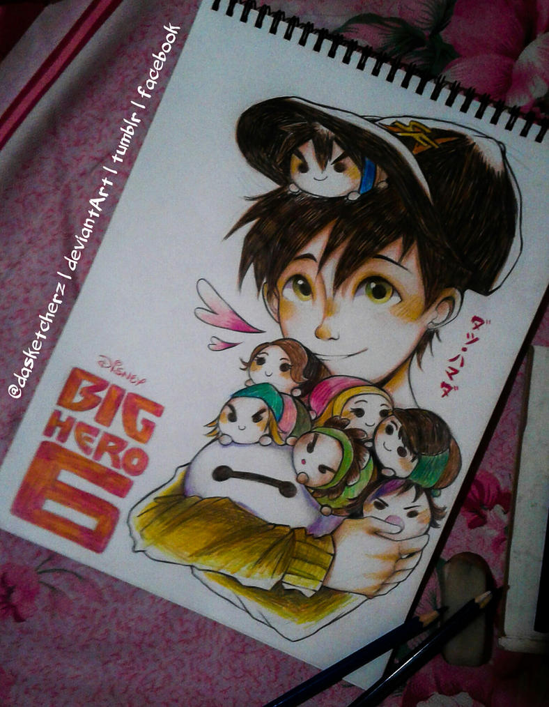 BH6: Dashi Hamada by DAsKeTcHeRZ