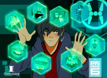 BH6: The Heroes Are Back by DAsKeTcHeRZ