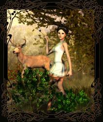 Artemis by Phlox73