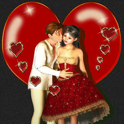 Valentines Fluff by Phlox73