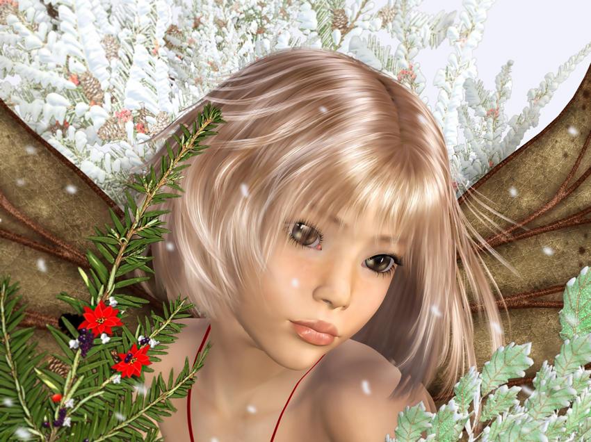 Snow Child by Phlox73