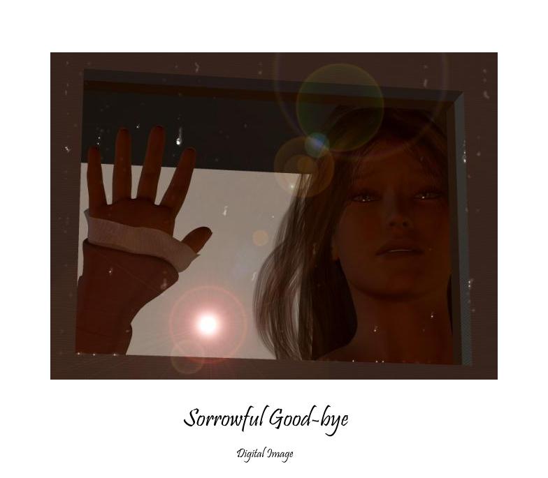Sorrowful Good-bye by montalvo-mike