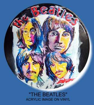 Beatles on Vinyl by montalvo-mike