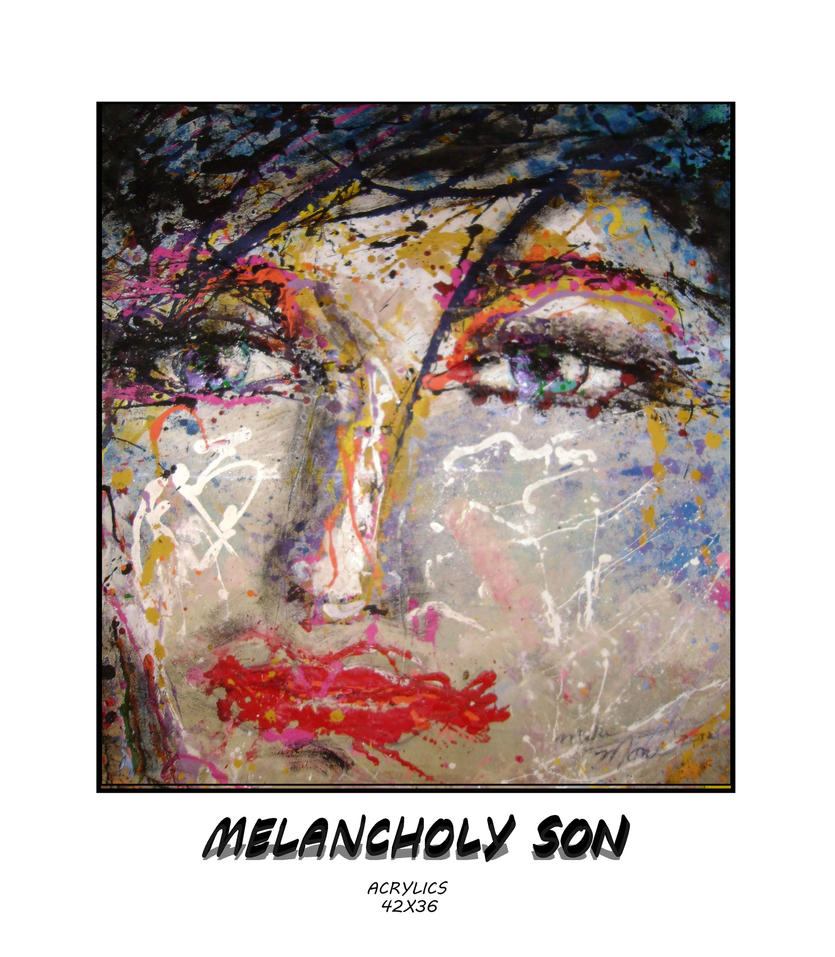 Melancholy Son by montalvo-mike