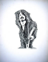 Grohl by montalvo-mike