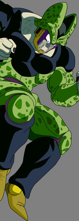 Cell - Ultra Super Saiyan 2