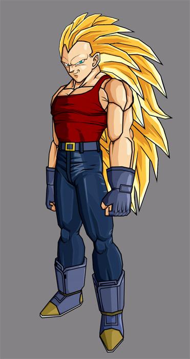 Super Saiyan 1000. Dragon Ball Z Super Saiyan