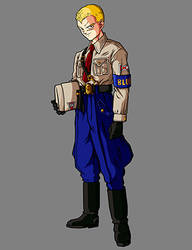Commander Blue by dbzataricommunity