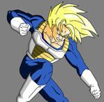 Goku - Full Power Super Saiyan