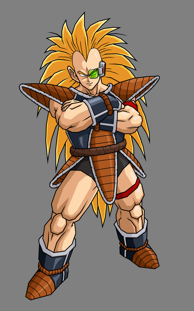 Agels Rossy Super Saiyan King Vegeta