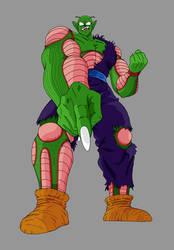Piccolo Jr - Super Giant Form