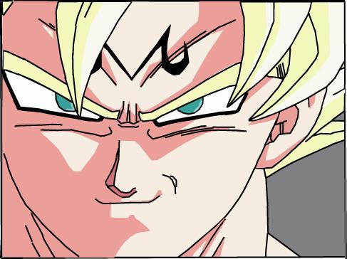 Majin Goku vs Majin Vegeta - Dragonball Forum - Neoseeker ...