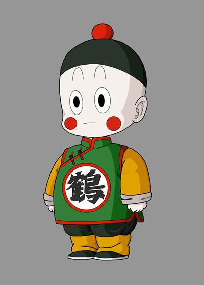 Kid Chiaotzu by dbzataricommunity