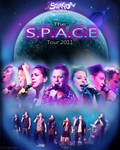 Starkid Space Tour Poster