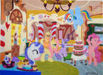 'Fluttershy's Birthday Party' - Complete