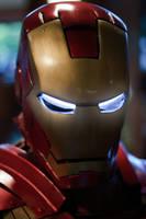 Iron Man by Torremitsu