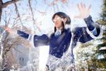 Snow Bender - Korra
