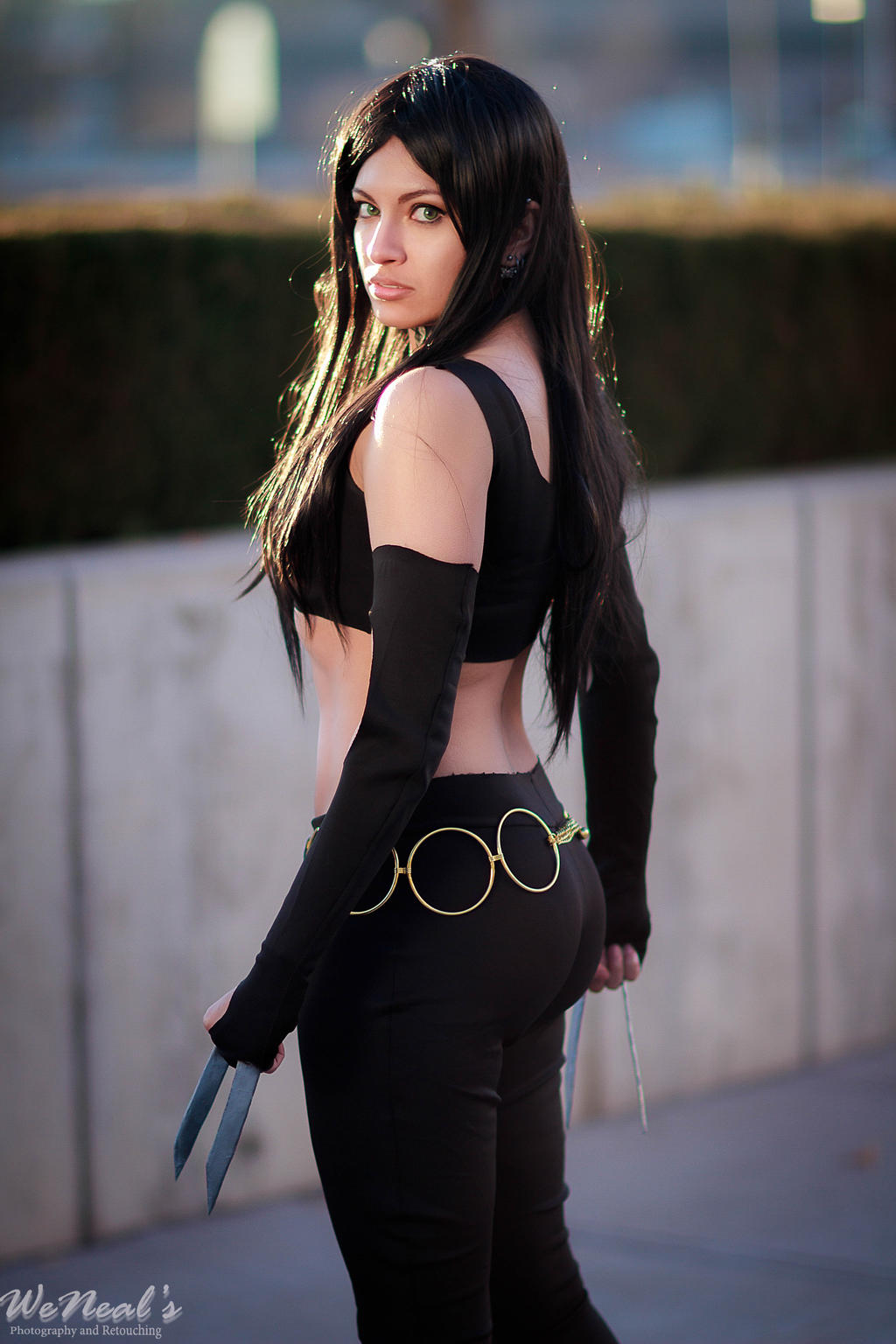Cosplayer: Meev... X 23 Cosplay
