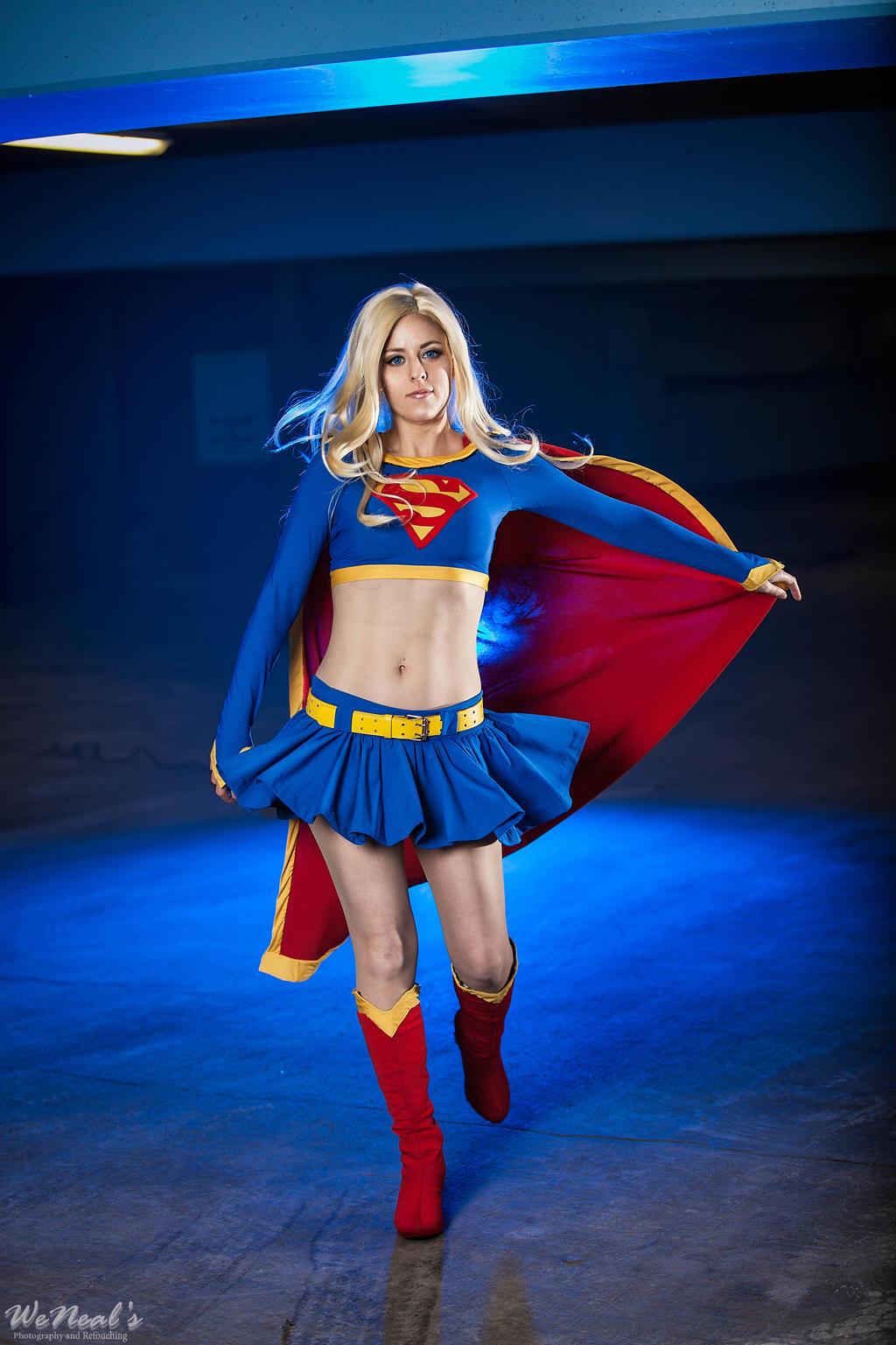 Supergirl by Torremitsu