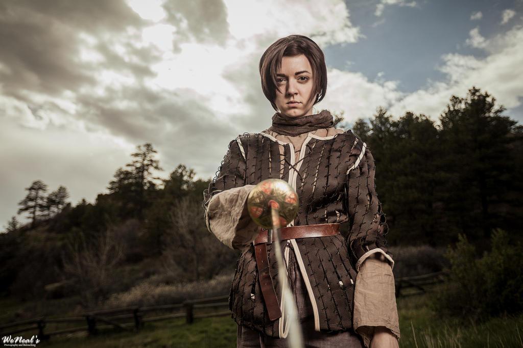 Arya Stark by Torremitsu