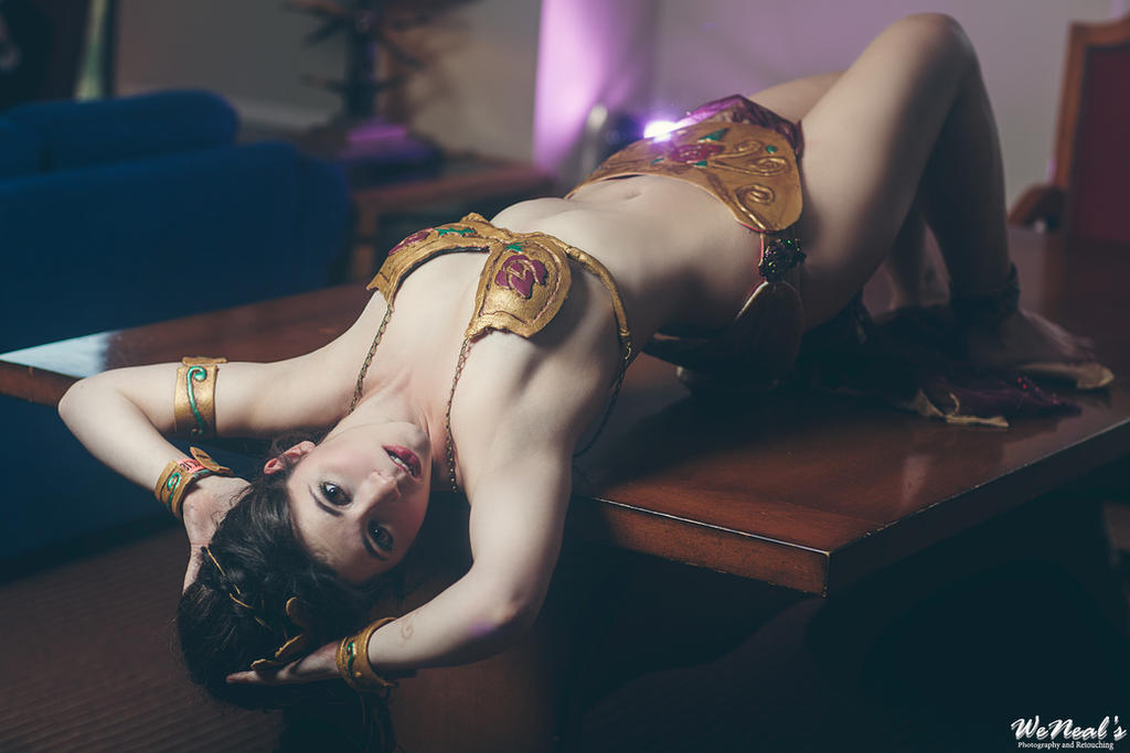 Slave Leia Belle 2 By Torremitsu On DeviantArt