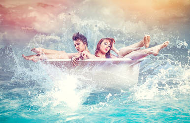 Summer splash by Torremitsu