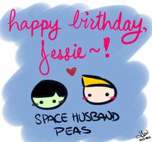 Happy Birthday, Jessie!