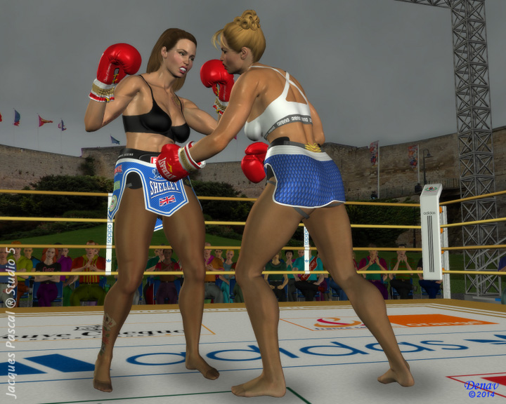 Women S Boxing Ring Wear
