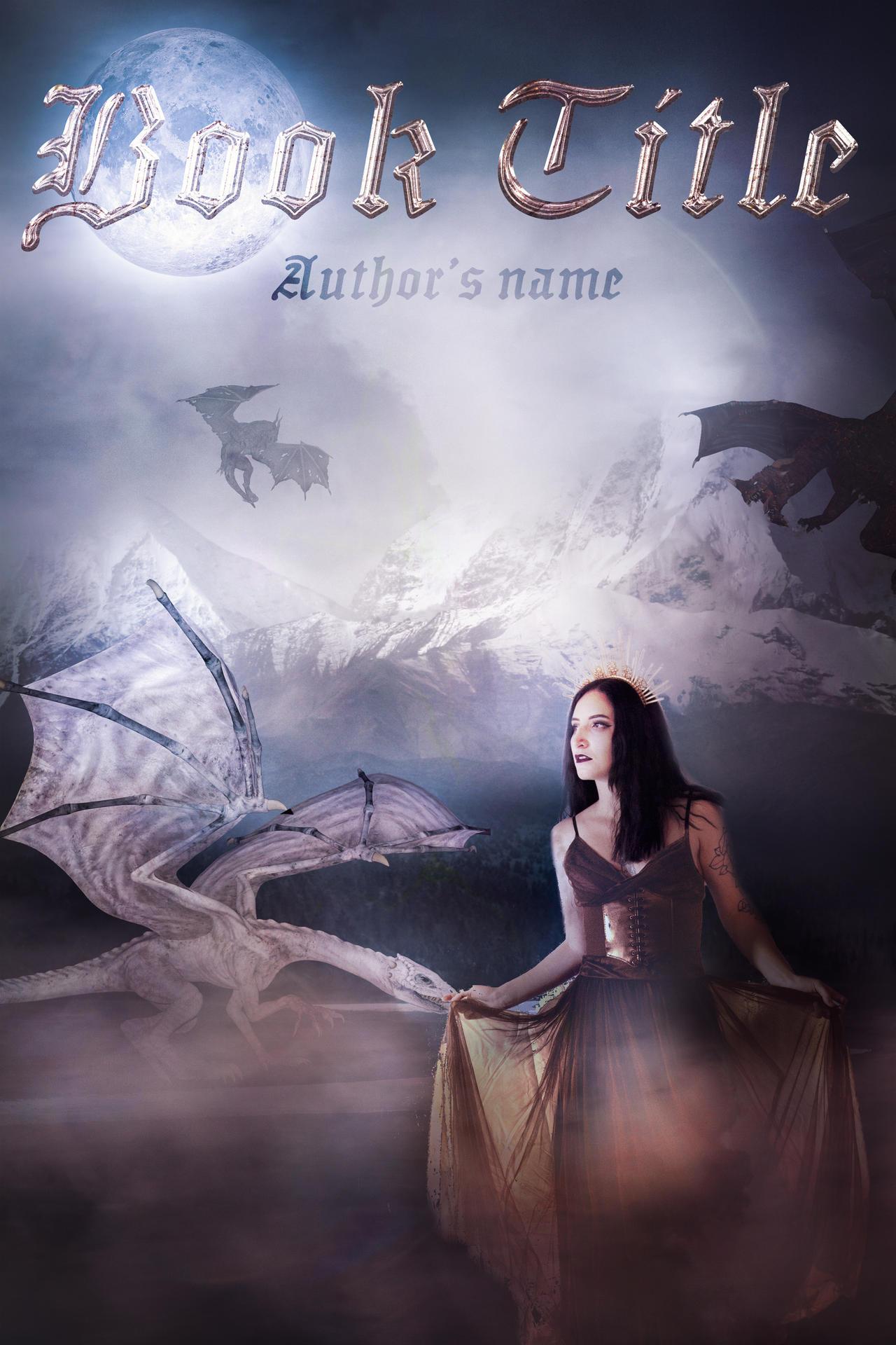 Contest Book Cover Premade 2