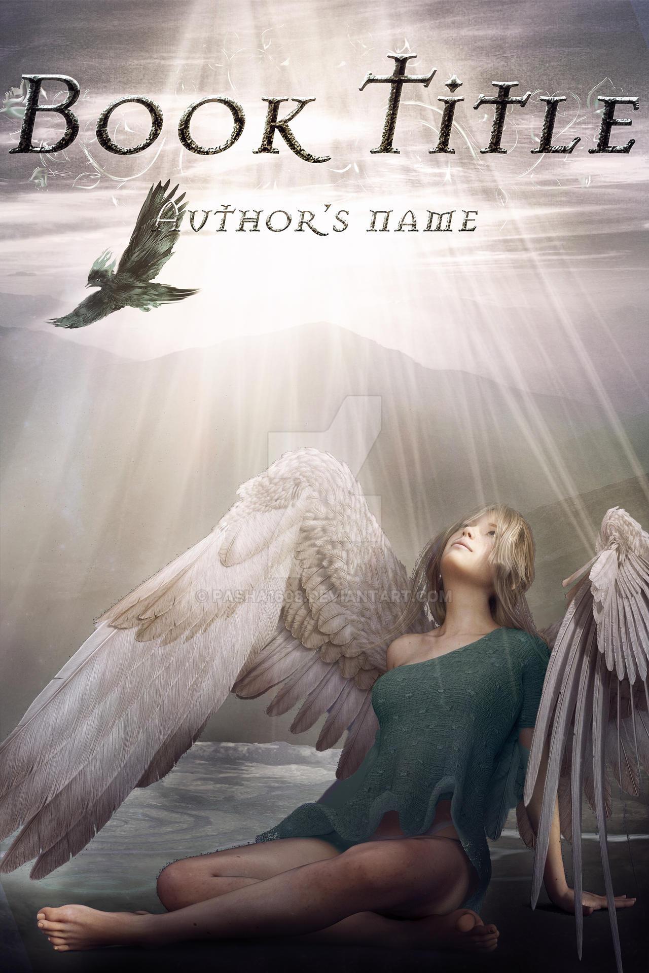 Premade book cover 3