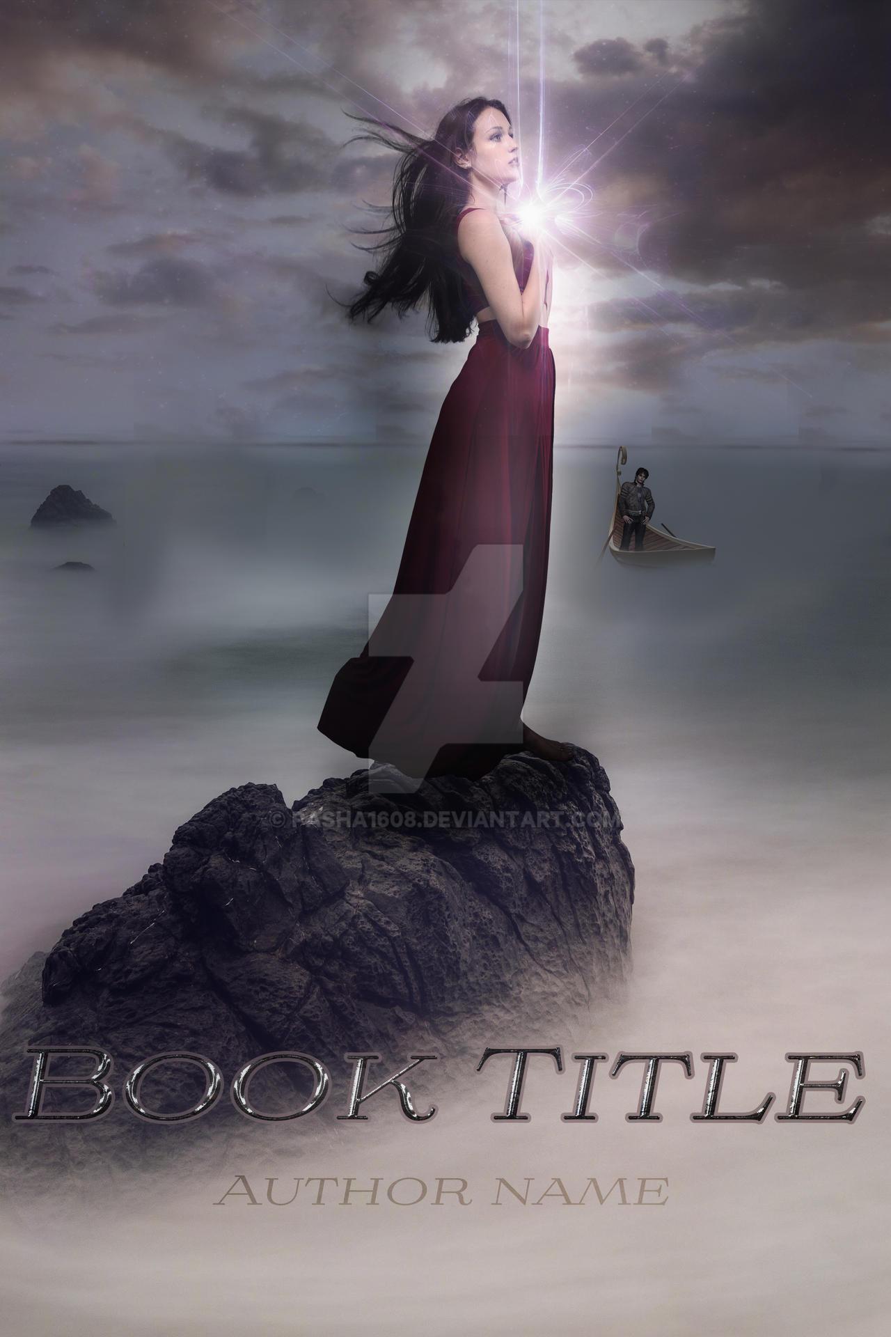 Premade Book Cover 6