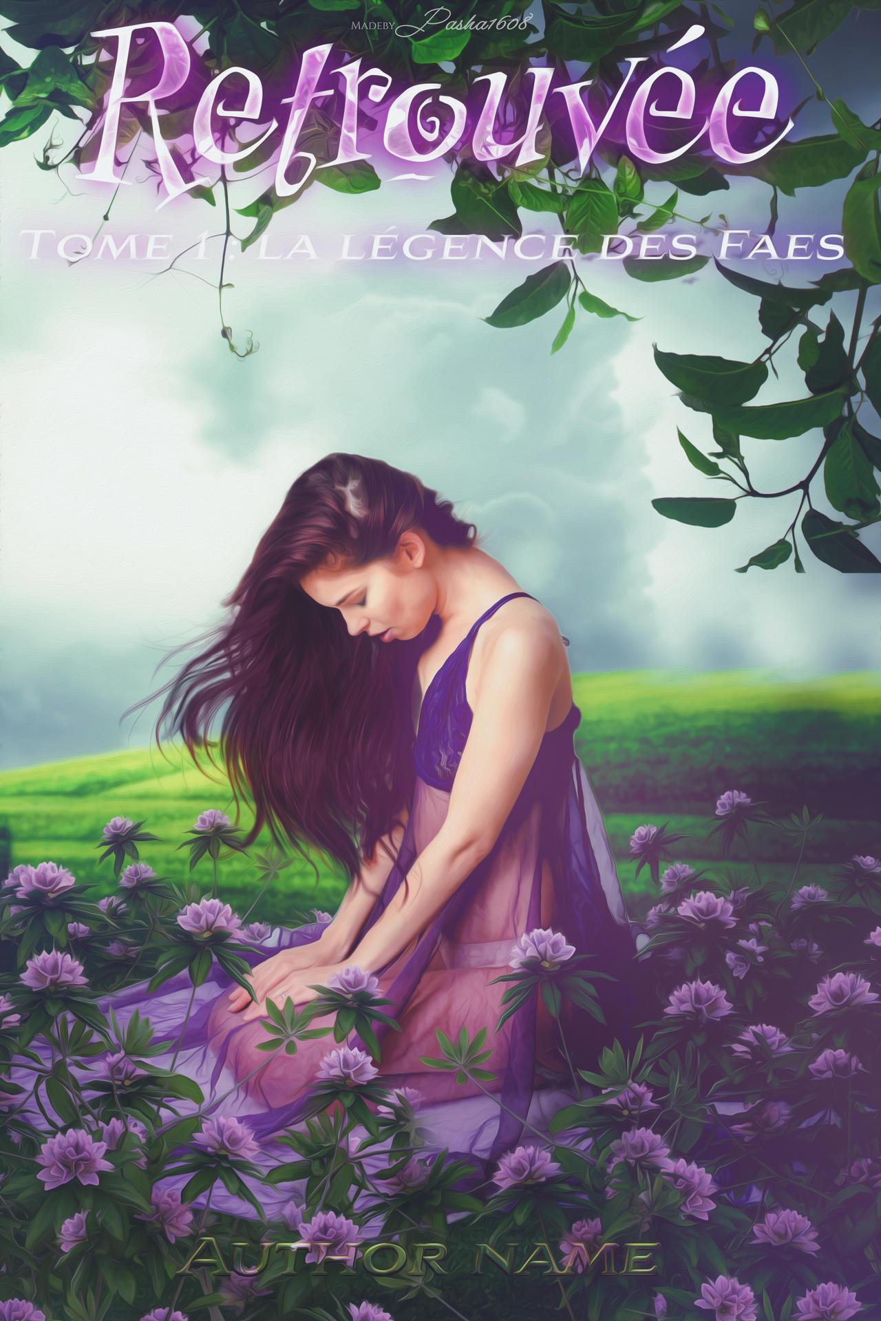 Fairy bookcover