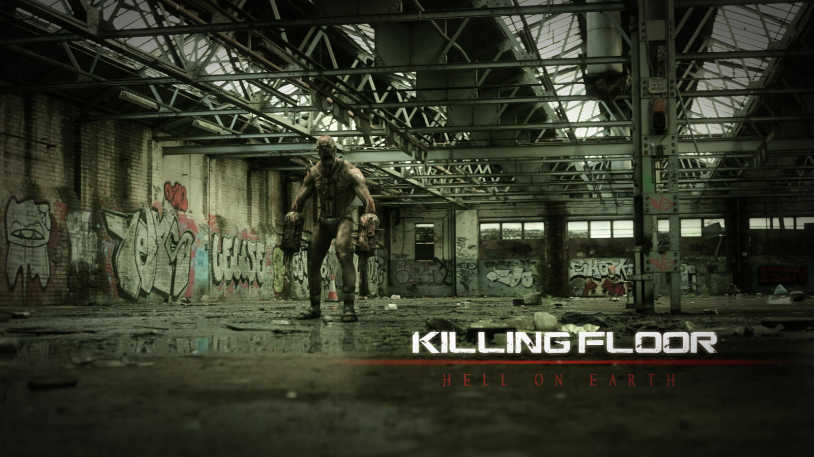 Killing Floor   Fleshpound By Quicksilver88X Killing Floor   Fleshpound By  Quicksilver88X
