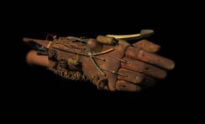 Hand of Prometheus