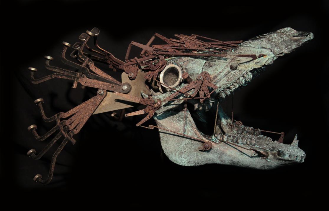 Quetzalcoatl by RobertDampier