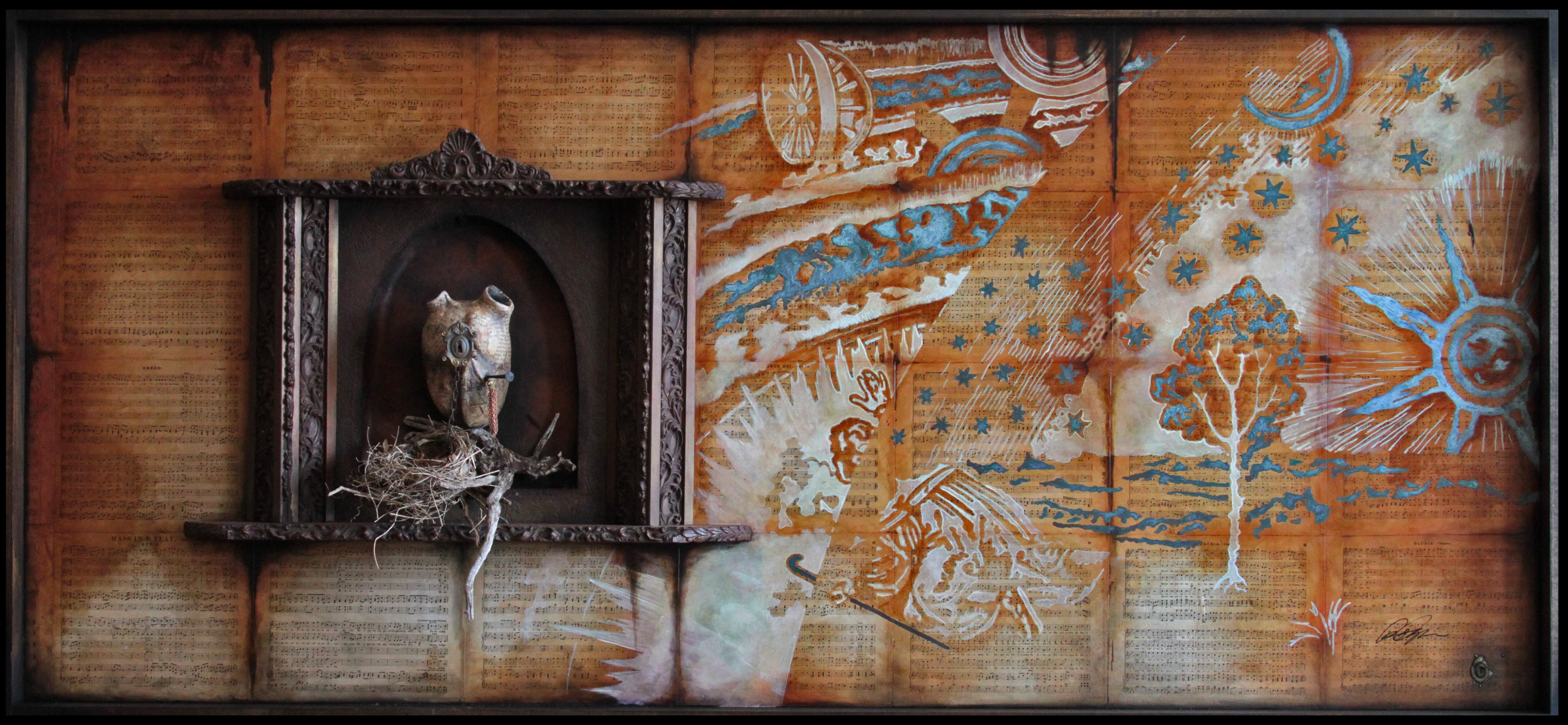 Peering Through the Vail by RobertDampier