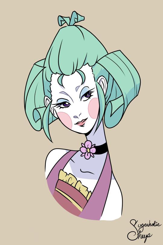 Miss Edel by mochi-finn