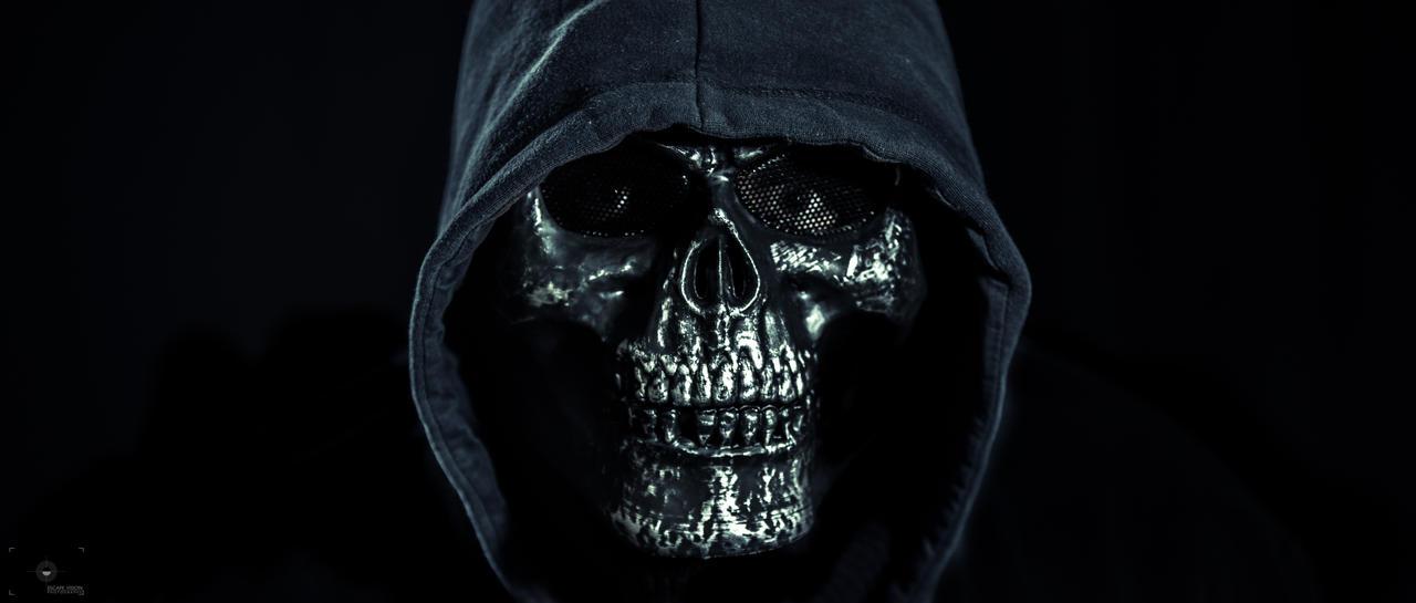 Skull Face Paint For Kids