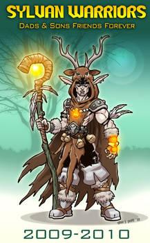 Sylvan warrior