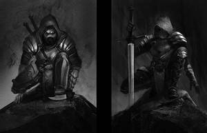 Assassins by LoopyWanderer
