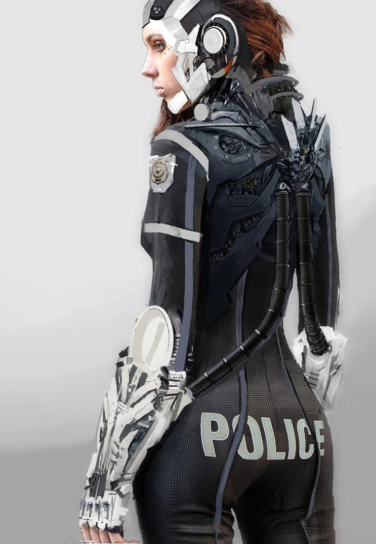 Police Officer by LoopyWanderer on DeviantArt