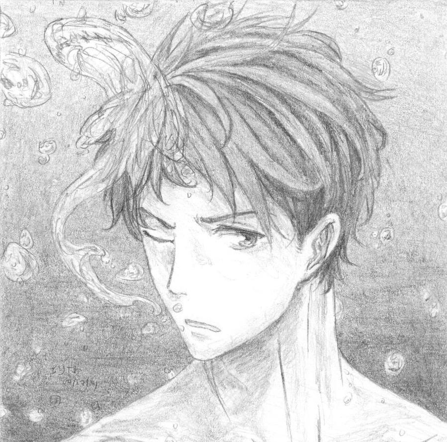 Sosuke Yamazaki by RingoUsagi