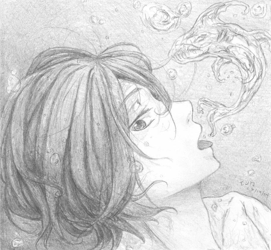 Matsuoka Rin by RingoUsagi