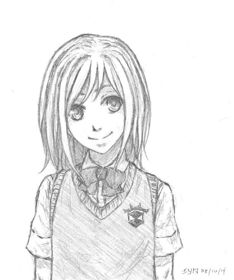 Ayame Semi-Doodle by RingoUsagi