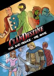 ClanDestine by crazyfoxmachine
